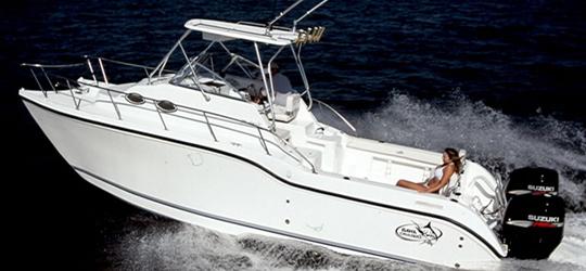 Baha Cruiser Cuddy Cabin Boats Research
