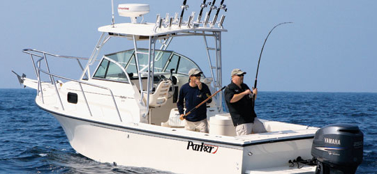 Parker Boats Research