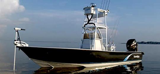 Coastal bay bay boats research for Action craft coastal bay