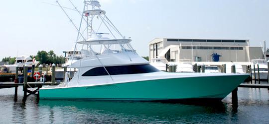 Research 2009 Viking Yacht