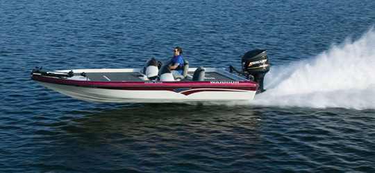 2007 Warrior Boats Research