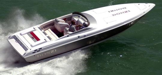 2010 Donzi Marine Runabout Boats Research