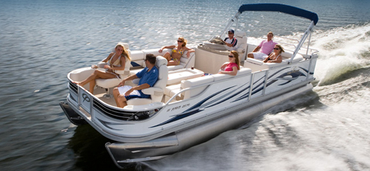 2011 Crest Pontoon Boats Research