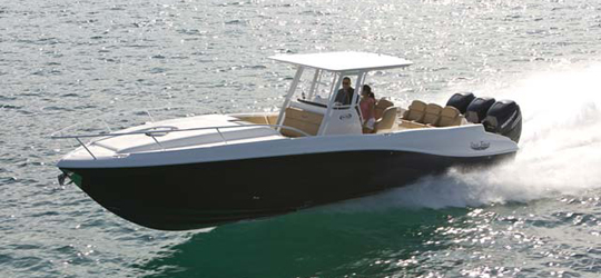 2011 Deep Impact Boats Research
