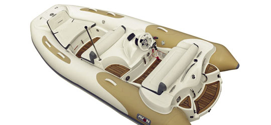 2012 Avon Boats Research