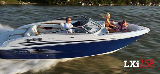 2012 Larson Bowrider Boats Research