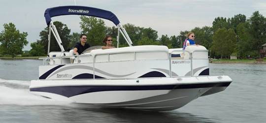 Research 2017 Southwind Deck Boats