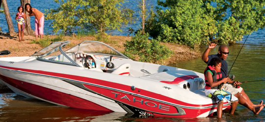 Research 2017 Tahoe Boats