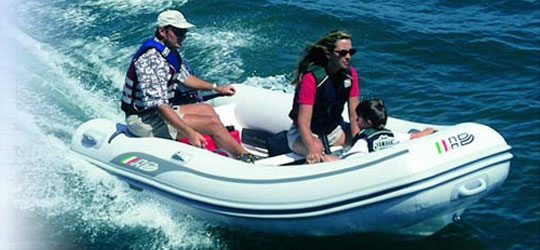2013 AB Inflatable Boats Research