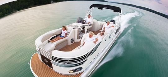 2013 Avalon Pontoon Boats Research