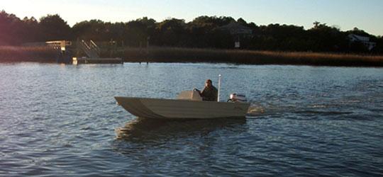 2013 Grayman Jon Boats Research
