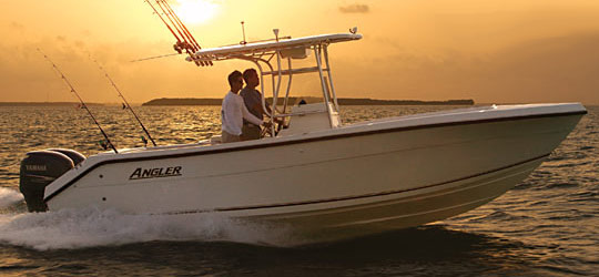 Research the new 2016  Angler Boats