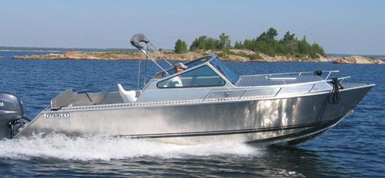 2014 Stanley Jon Boats Research