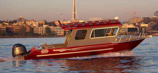 Research the new 2016  River Hawk Boats