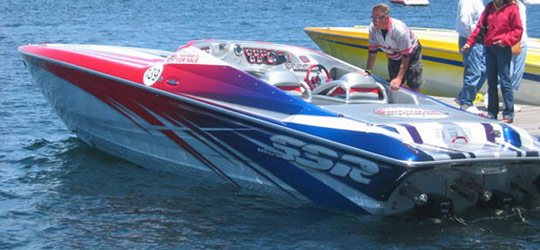 Research the new 2016  Sunsation Performance Boats