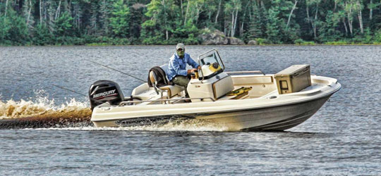 Research the new 2016  Triumph Boats Bay Boats