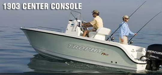 Research the new 2016  Trophy Boats Walkaround Boats