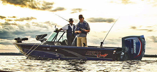 Research the new 2016  Alumacraft Boats Bowrider Boats