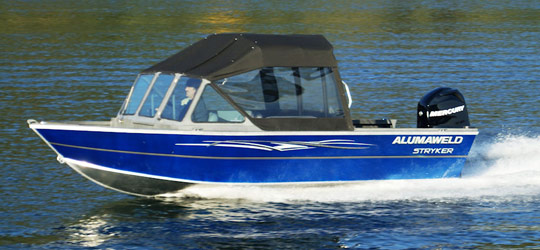 Research the new 2016  Alumaweld Boats