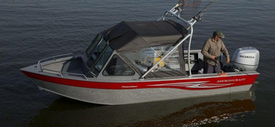Research the new 2016  American Angler Boats