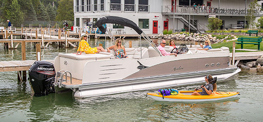 Research the new 2016  Avalon Pontoon Boats