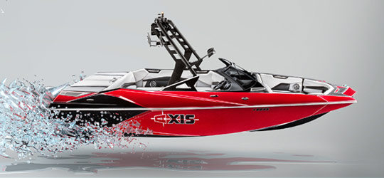 Research the new 2016  Axis Boats