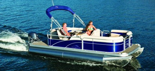 Research the new 2016  Bennington Boats Power Catamarans