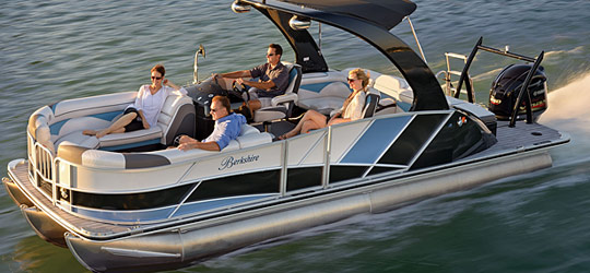Research the new 2016  Berkshire Pontoon Boats