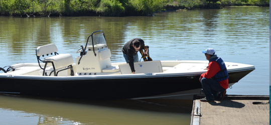 Research the new 2016  Blackjack Boats
