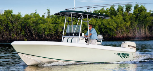 Research the new 2016  Blue Water Boats