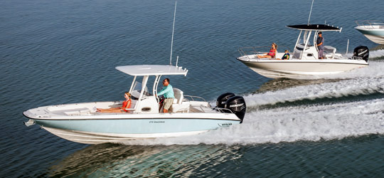 Research the new 2016  Boston Whaler Boats Skiff Boats