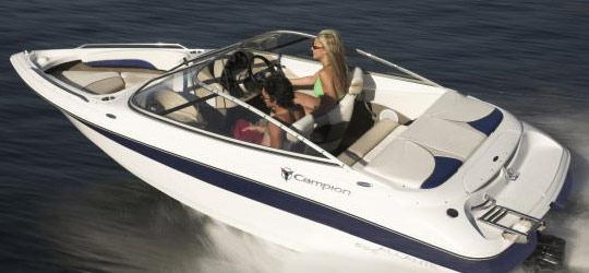 Research the new 2016  Campion Boats Bowrider Boats