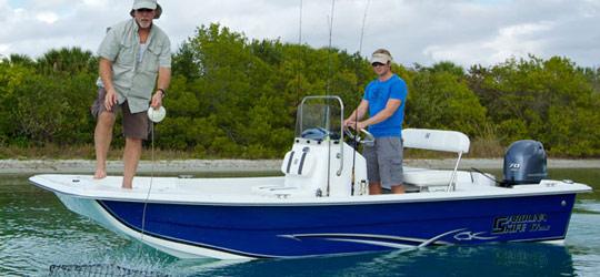 Research the new 2016  Carolina Skiff Boats