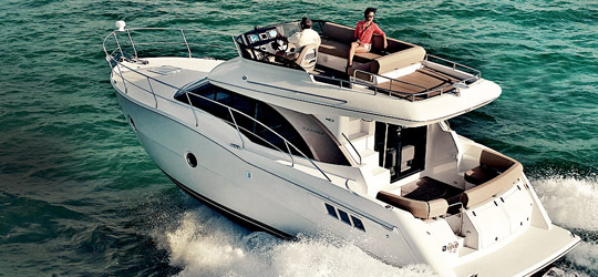 Research the new 2016  Carver Yachts Motor Yachts