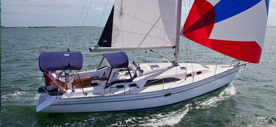 Research the new 2016  Catalina Sailboats Cruising Sailboats