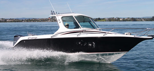 Research the new 2016  Challenger Boats