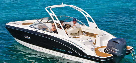 Research the new 2016  Chaparral Boats Cruiser Boats