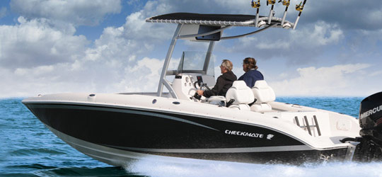Research the new 2016  Checkmate Boats