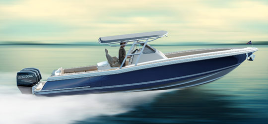 Research the new 2016  Chris Craft Boats Express Fisherman Boats