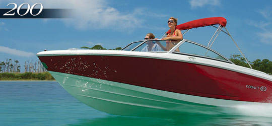Research the new 2016  Cobalt Boats Deck Boats