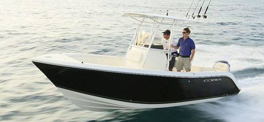Research the new 2016  Cobia Boats Bay Boats