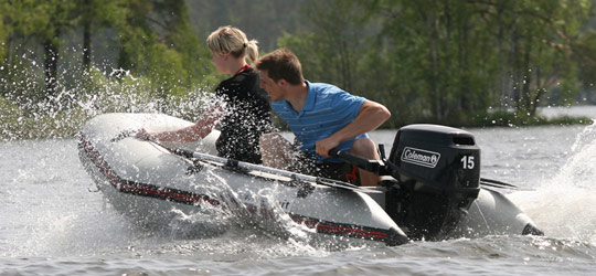 Research the new 2016  Coleman Boats