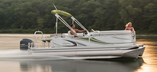 Research the new 2016  Gillgetter Pontoon Boats