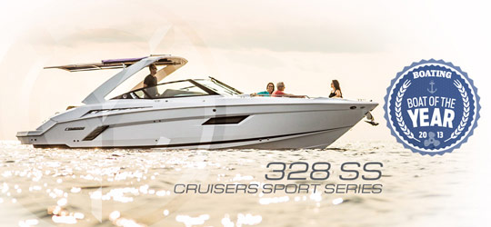 Research the new 2016  Cruisers Yachts Cruiser Boats