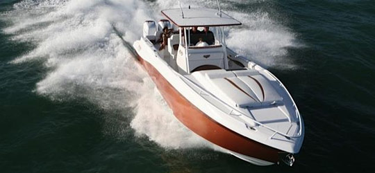 Research the new 2016  Deep Impact Boats