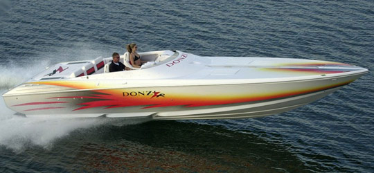 Research the new 2016  Donzi Marine Boats