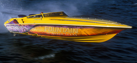 Research the new 2016  Fountain Boats High Performance Boats