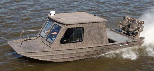 Research the new 2016  Gator Tail Deck Boats