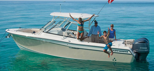 Research the new 2016  Grady-White Boats Dual Console Boats