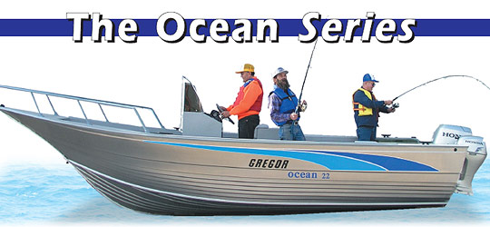 Research the new 2016  Gregor Boats